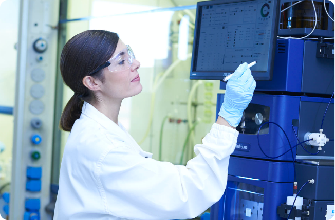 Research and Development: We innovate by developing new processes by applying the latest methods and technologies to the existing ones.