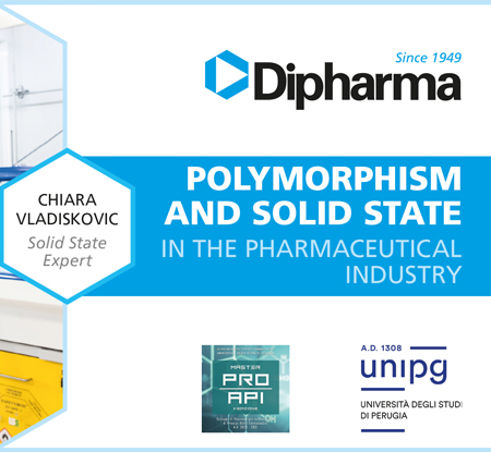 Polymorphism and Solid State <br/>in the Pharmaceutical Industry
